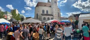Bierfestivals Mai