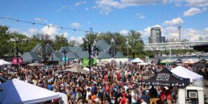 Bierfestivals April