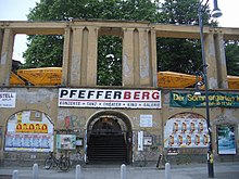 Berlin Pfefferberg Prenzlauer Berg