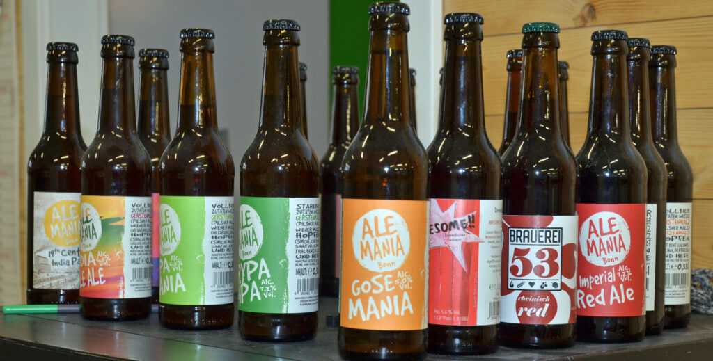 Ale Mania Interview Biere