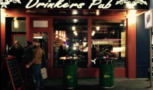 Drinkers Pub in Eindhoven