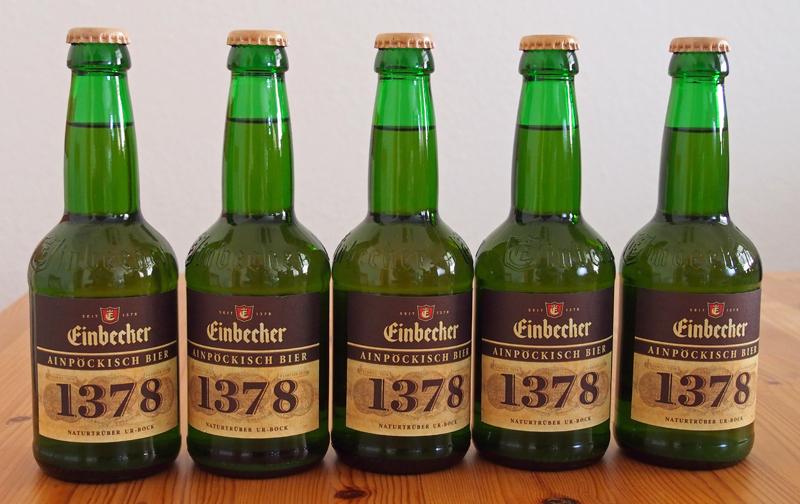 Bockbier Einbeck