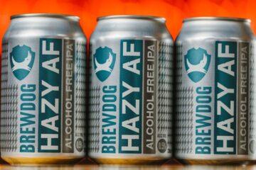 Alkoholfreie Bier Bar Brewdog
