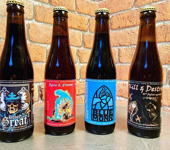 De Struise Biere Auswahl